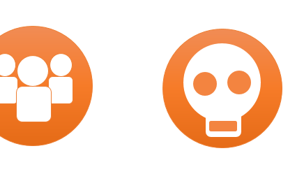 Icons Designed in PowerPoint
