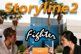 Storyline2 Fighter: A Branched Quiz Game