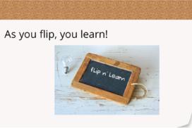 Flip n' Learn