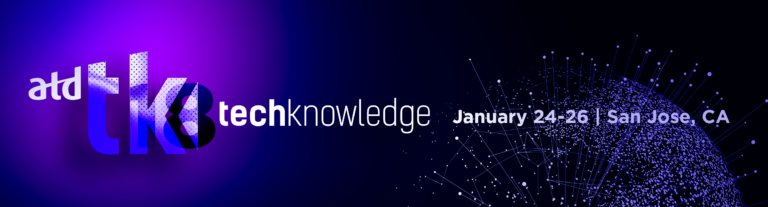 Speaking at TechKnowledge