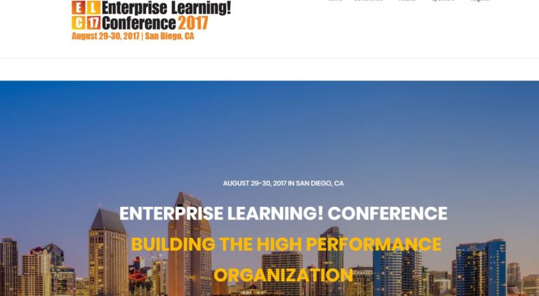 Enterprise eLearning Conference